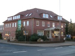 Hier tagt der Gemeinderat: Rathaus in Giesen